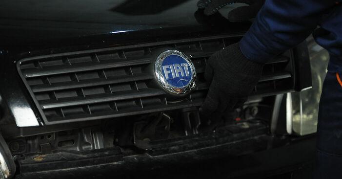 Come cambiare Ganasce Freno su Fiat Punto 188 1999 - manuali PDF e video gratuiti