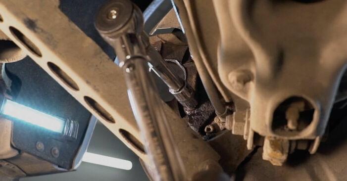 3 Coupe (E92) 325i 2.5 2007 320d 2.0 Bremsscheiben - Handbuch zum Wechsel und der Reparatur eigenständig