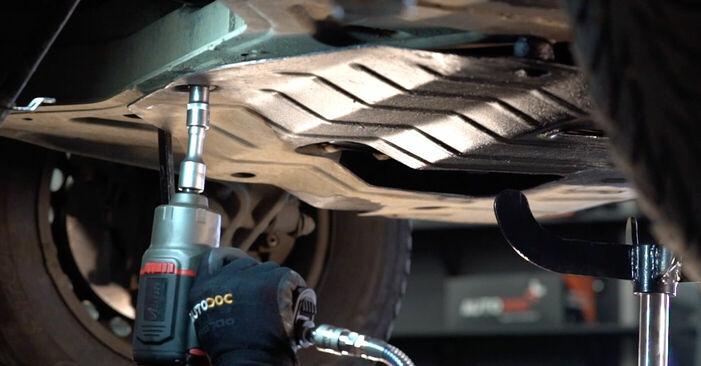 Zweckdienliche Tipps zum Austausch von Getriebeöl und Verteilergetriebeöl beim VW Transporter IV Bus (70B, 70C, 7DB, 7DK, 70J, 70K, 7DC, 7DJ) 1.9 TD 1990