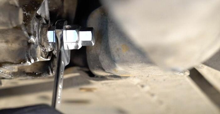 Getriebeöl und Verteilergetriebeöl am VW Transporter IV Bus (70B, 70C, 7DB, 7DK, 70J, 70K, 7DC, 7DJ) 2.0 1995 wechseln – Laden Sie sich PDF-Handbücher und Videoanleitungen herunter