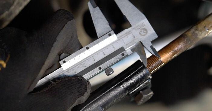 Zweckdienliche Tipps zum Austausch von Spurstangenkopf beim BMW 3 Coupe (E92) 335d 3.0 2008