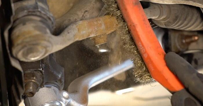 Spurstangenkopf am BMW 3 Coupe (E92) M3 4.0 2011 wechseln – Laden Sie sich PDF-Handbücher und Videoanleitungen herunter