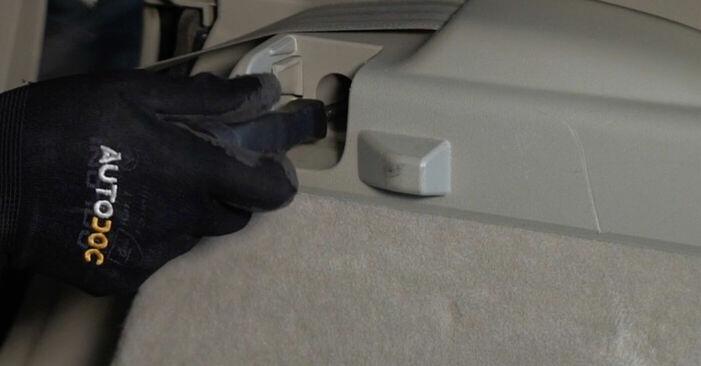Byt PRIUS Hatchback (NHW20_) 1.5 (NHW2_) 2007 Fjädrar – gör det själv med verkstadsmanual