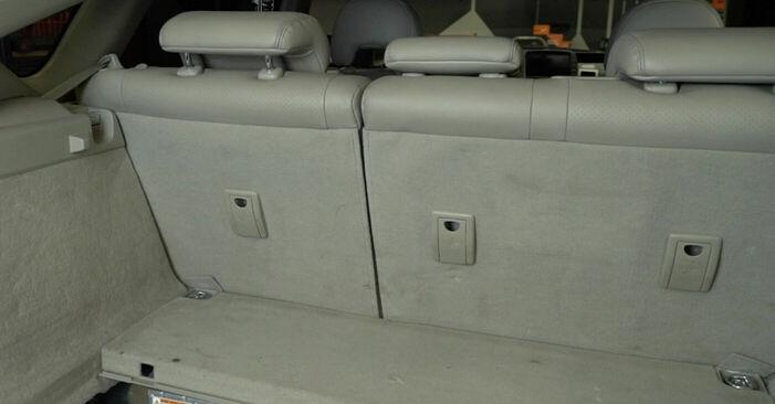 Byta Toyota Prius 2 1.5 Hybrid (NHW2_) 2005 Fjädrar: gratis verkstadsmanualer