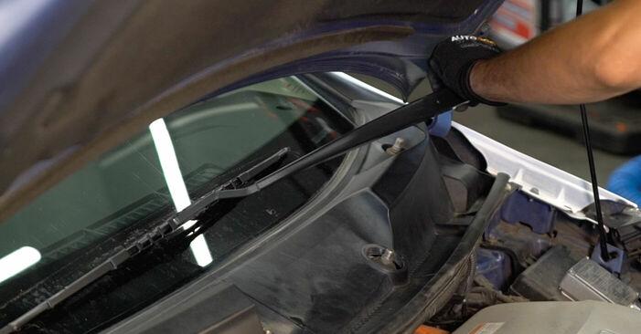 Byt Fjädrar på TOYOTA PRIUS Hatchback (NHW20_) 1.5 Hybrid (NHW2_) 2006 själv