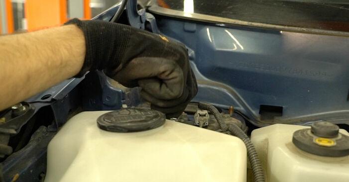 Steg-för-steg-rekommendationer för att byta Toyota Prius 2 2009 1.5 (NHW2_) Fjädrar på egen hand
