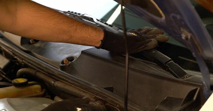 Så byter du Fjädrar på TOYOTA PRIUS Hatchback (NHW20_) 2008: ladda ned PDF-manualer och videoinstruktioner