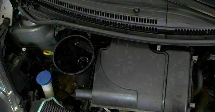 YARIS (SCP1_, NLP1_, NCP1_) 1.5 (NCP13_) 2003 Filtro Olio manuale di officina di ricambio fai da te