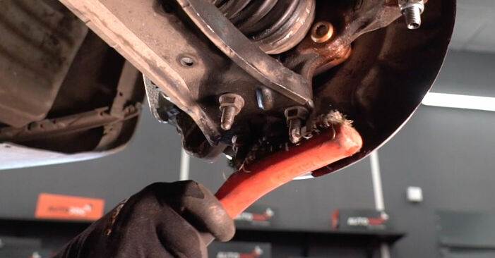Need to know how to renew Control Arm on TOYOTA YARIS ? This free workshop manual will help you to do it yourself