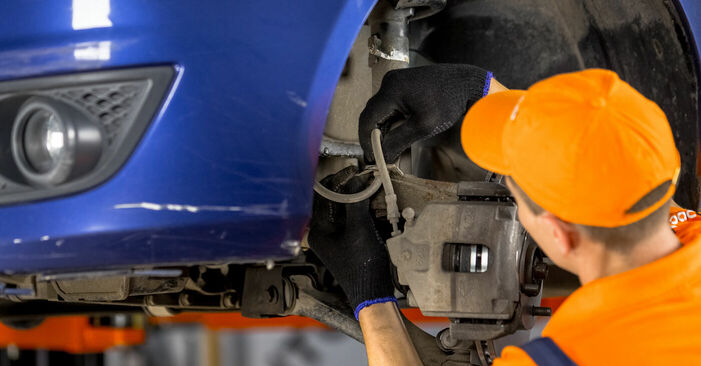 Need to know how to renew Strut Mount on FORD FIESTA ? This free workshop manual will help you to do it yourself