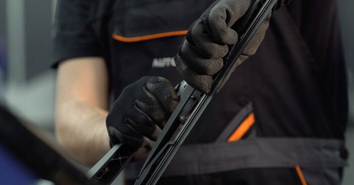 Scheibenwischer Peugeot 208 1 1.6 HDi 2014 wechseln: Kostenlose Reparaturhandbücher