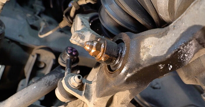 Προτάσεις βήμα προς βήμα για την KANTO ΜΟΝΟΣ ΣΟY αντικατάσταση Honda Accord VIII CU 2008 2.4 i Βάση Αμορτισέρ