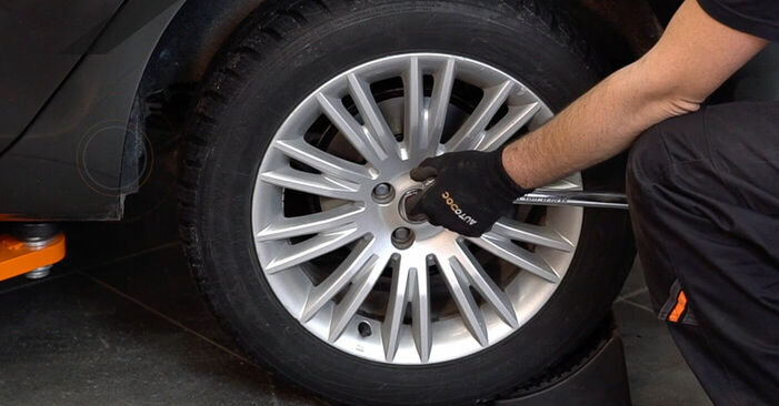 Changing of Springs on FIAT BRAVO II (198) 2014 won't be an issue if you follow this illustrated step-by-step guide