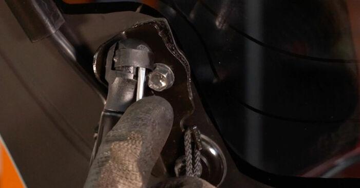 Heckklappendämpfer PEUGEOT 107 1.0 2007 wechseln: Kostenlose Reparaturhandbücher
