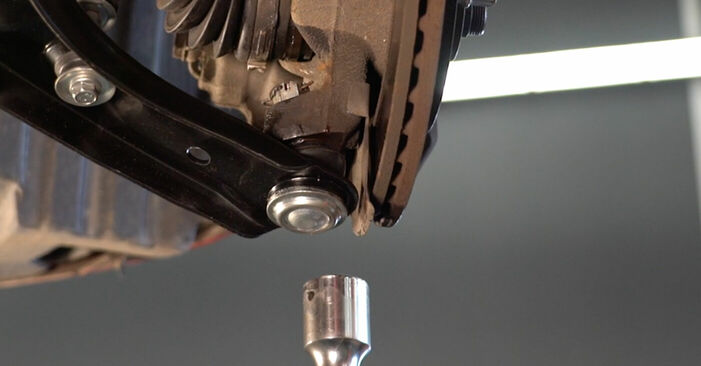 Need to know how to renew Anti Roll Bar Links on PEUGEOT 107 ? This free workshop manual will help you to do it yourself