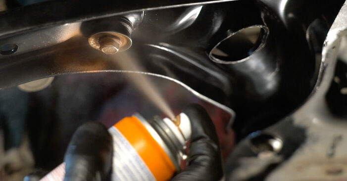 Changing of Anti Roll Bar Links on PEUGEOT 107 2013 won't be an issue if you follow this illustrated step-by-step guide