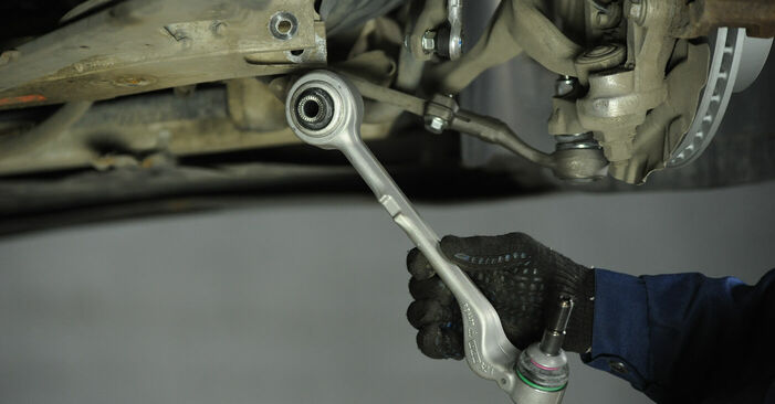Replacing Control Arm on BMW E90 2010 320d 2.0 by yourself