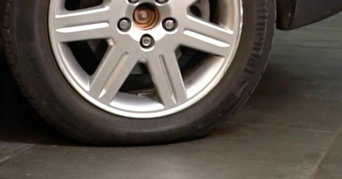 Bremsscheiben Volvo v50 mw 1.6 D2 2005 wechseln: Kostenlose Reparaturhandbücher