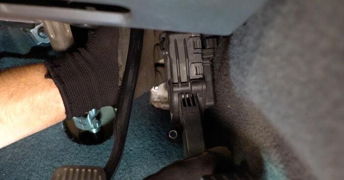 Innenraumfilter Ihres Volvo v50 mw 2.0 D 2011 selbst Wechsel - Gratis Tutorial
