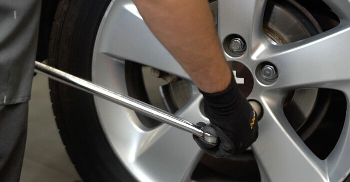 Como trocar Rolamento da Roda no Toyota Auris e15 2006 - manuais gratuitos em PDF e vídeo