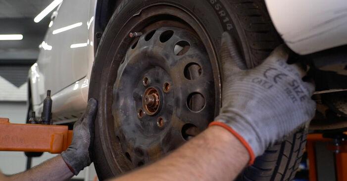 Zweckdienliche Tipps zum Austausch von Bremsscheiben beim CITROËN C1 (PM_, PN_) 1.0 2009