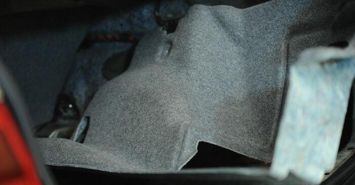 Tausch Tutorial Stoßdämpfer am BMW 3 (E90) 2006 wechselt - Tipps und Tricks