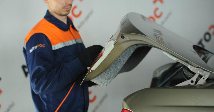 Stoßdämpfer am BMW 3 (E90) 330d 3.0 2011 wechseln – Laden Sie sich PDF-Handbücher und Videoanleitungen herunter