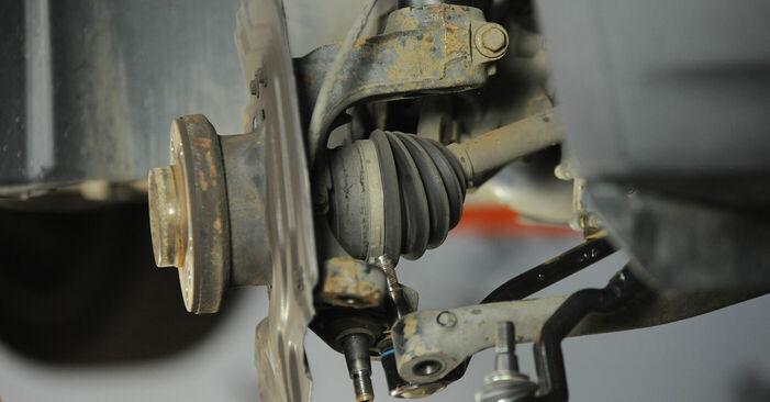Radlager BMW X3 E83 xDrive20d 2.0 2005 wechseln: Kostenlose Reparaturhandbücher