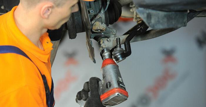 Wie BMW X3 3.0 sd 2007 Radlager ausbauen - Einfach zu verstehende Anleitungen online