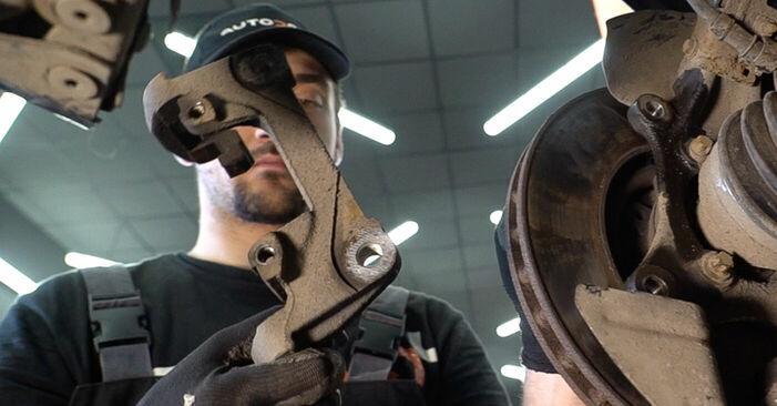 Zweckdienliche Tipps zum Austausch von Radlager beim ALFA ROMEO 159 Sportwagon (939) 2.0 JTDM 2011