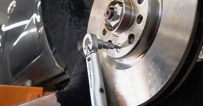 Schritt-für-Schritt-Anleitung zum selbstständigen Wechsel von Alfa Romeo 159 Sportwagon 2010 2.4 JTDM (939.BXM1B) Radlager