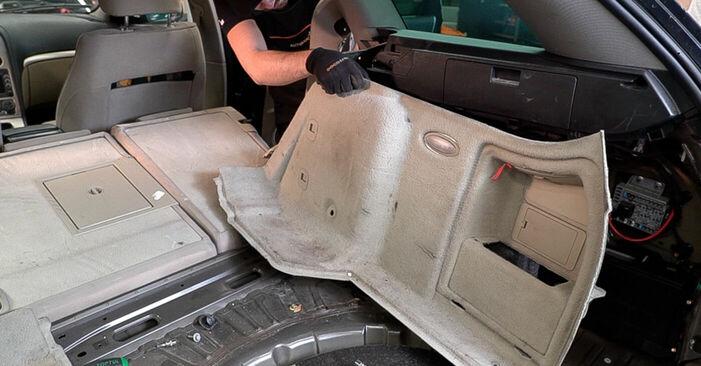 Federn Alfa Romeo 159 Sportwagon 2.0 JTDM 2007 wechseln: Kostenlose Reparaturhandbücher