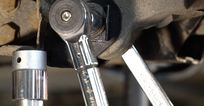 Federn am ALFA ROMEO 159 Sportwagon (939) 2.4 JTDM Q4 2010 wechseln – Laden Sie sich PDF-Handbücher und Videoanleitungen herunter
