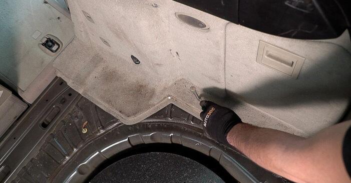 Federn Ihres Alfa Romeo 159 Sportwagon 3.2 JTS Q4 2005 selbst Wechsel - Gratis Tutorial