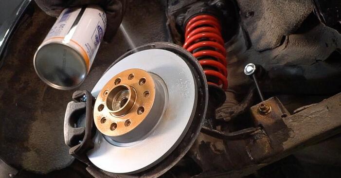 Bremsbeläge Alfa Romeo 159 Sportwagon 2.0 JTDM 2007 wechseln: Kostenlose Reparaturhandbücher