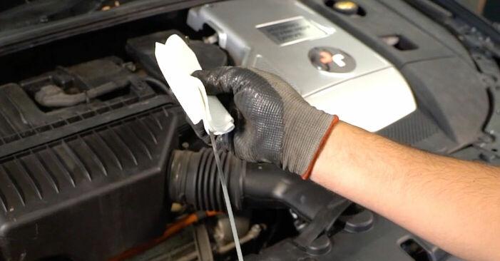 Schritt-für-Schritt-Anleitung zum selbstständigen Wechsel von Lexus RX XU30 2004 3.5 Ölfilter