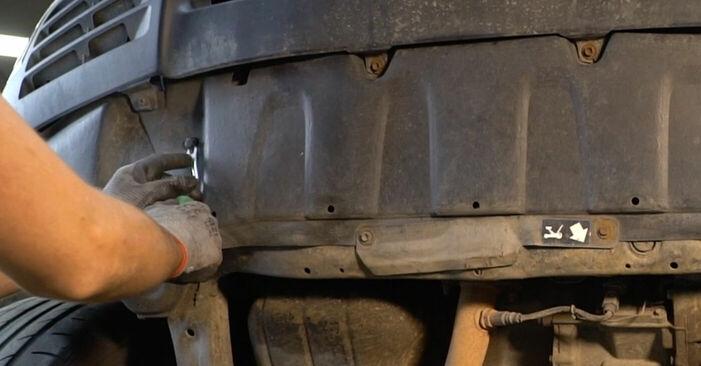 Wie LEXUS RX 3.5 2007 Ölfilter ausbauen - Einfach zu verstehende Anleitungen online