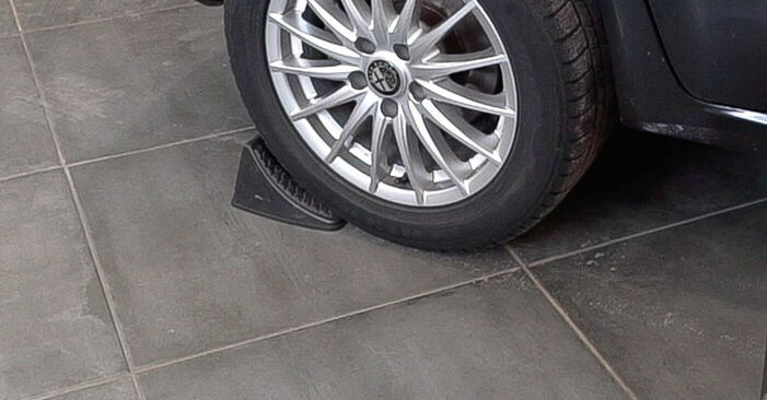 Wie Radlager Alfa Romeo 159 Sportwagon 1.9 JTDM 16V 2005 tauschen - Kostenlose PDF- und Videoanleitungen