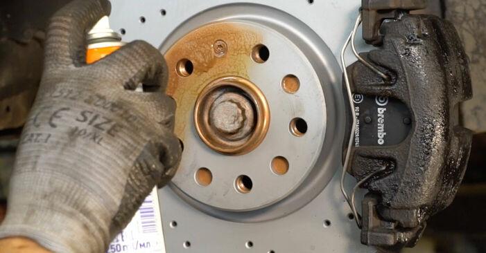 Spurstangenkopf am VW PASSAT Variant (3C5) 2.0 TDI 16V 4motion 2010 wechseln – Laden Sie sich PDF-Handbücher und Videoanleitungen herunter