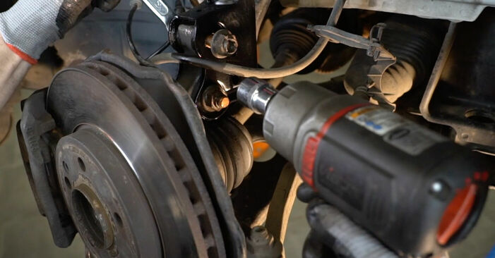 Austauschen Anleitung Federn am Mercedes W245 2008 B 180 CDI 2.0 (245.207) selbst