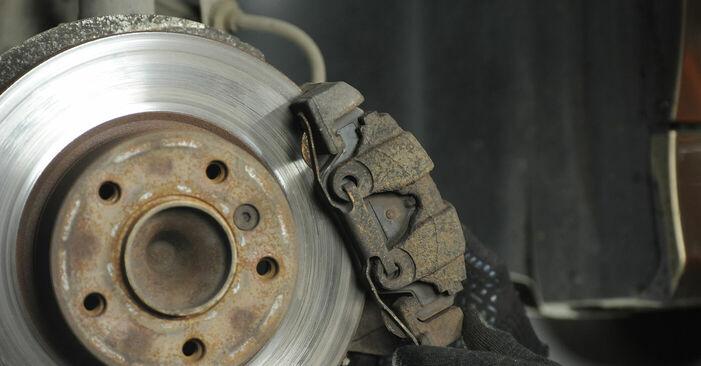 Bremsscheiben Ihres BMW E90 320i 2.0 2004 selbst Wechsel - Gratis Tutorial