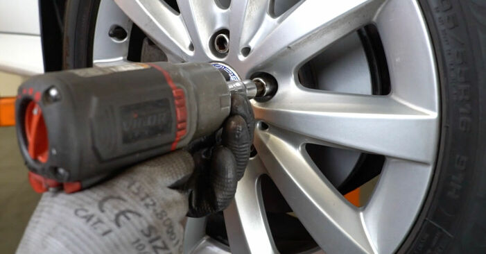 How hard is it to do yourself: Brake Pads replacement on Mercedes W245 B 180 1.7 (245.232) 2011 - download illustrated guide