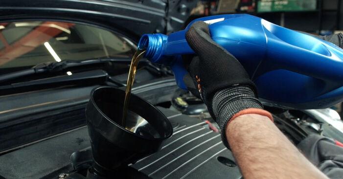 Wie FORD FIESTA ST150 2.0 2005 Ölfilter ausbauen - Einfach zu verstehende Anleitungen online