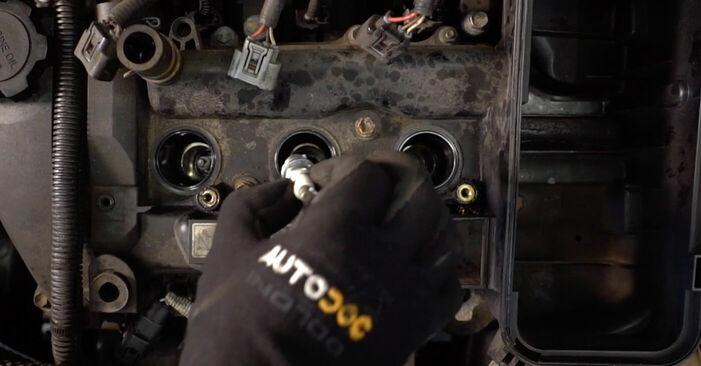 Come cambiare Candela Di Accensione su Toyota Aygo ab1 2005 - manuali PDF e video gratuiti