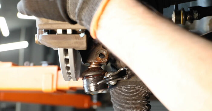 Need to know how to renew Springs on FORD FIESTA ? This free workshop manual will help you to do it yourself