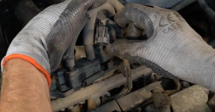 Schritt-für-Schritt-Anleitung zum selbstständigen Wechsel von Lexus RX XU30 2004 3.5 Zündkerzen