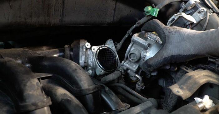 Zündkerzen Ihres Lexus RX XU30 3.3 400h AWD 2005 selbst Wechsel - Gratis Tutorial
