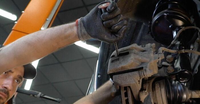 RX (MHU3_, GSU3_, MCU3_) 3.5 2008 3.0 Bremsscheiben - Handbuch zum Wechsel und der Reparatur eigenständig