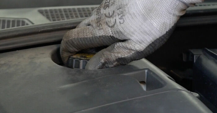 Wie schwer ist es, selbst zu reparieren: Bremsscheiben Lexus RX XU30 330 (MCU38_) 2003 Tausch - Downloaden Sie sich illustrierte Anleitungen