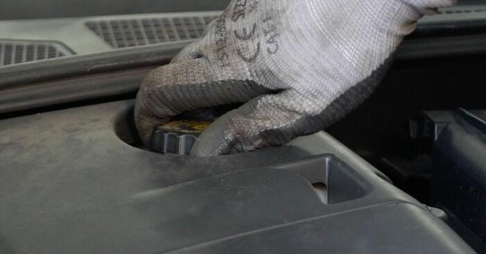 Schritt-für-Schritt-Anleitung zum selbstständigen Wechsel von Lexus RX XU30 2004 3.5 Bremsbeläge